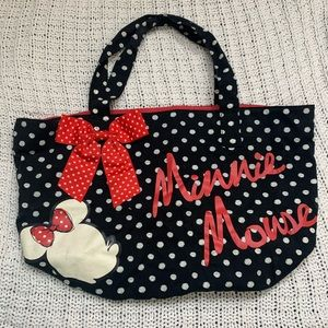 DISNEY Minnie Mouse Tote Bag